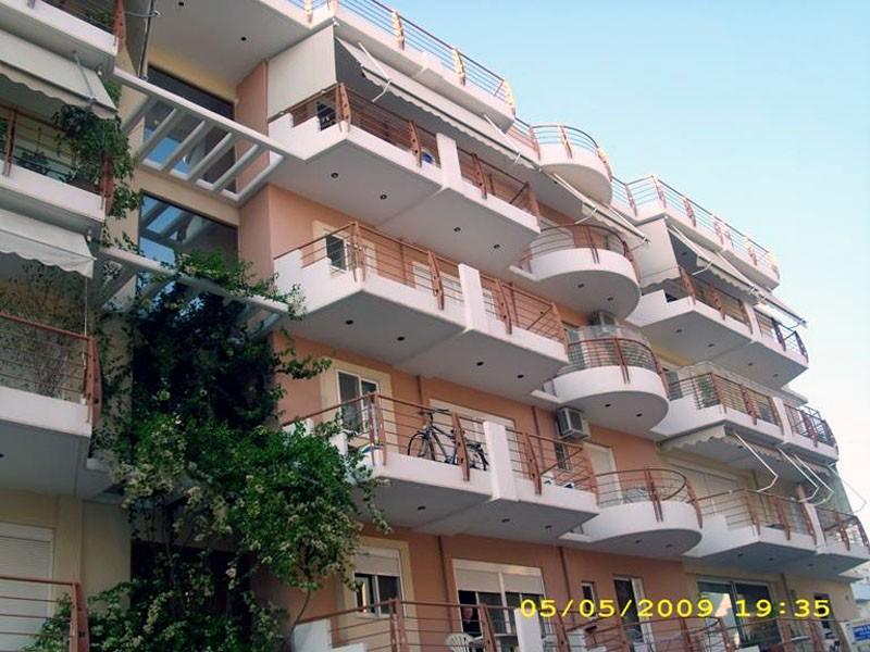 Γκαρσονιέρα 28μ² στην πόλη της Καλαμάτας