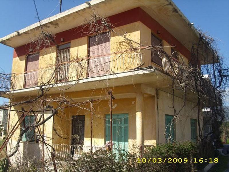 Μονοκατοικία 170μ² στην πόλη της Καλαμάτας