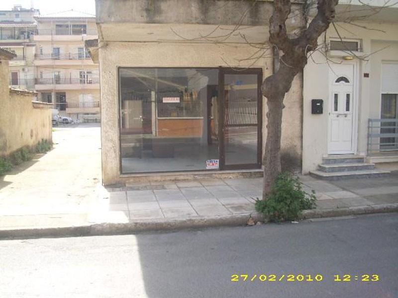 Γραφείο 25μ² στην πόλη της Καλαμάτας