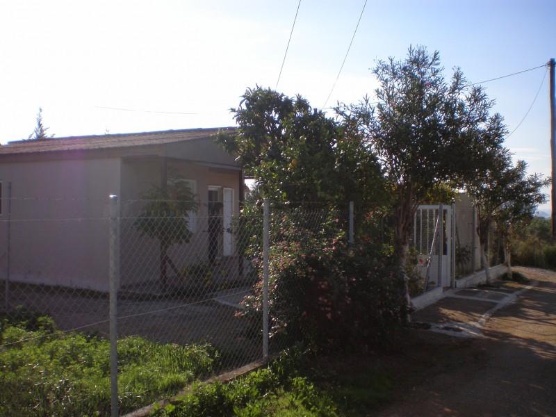 Εξοχική Κατοικία Στη Τραγάνα