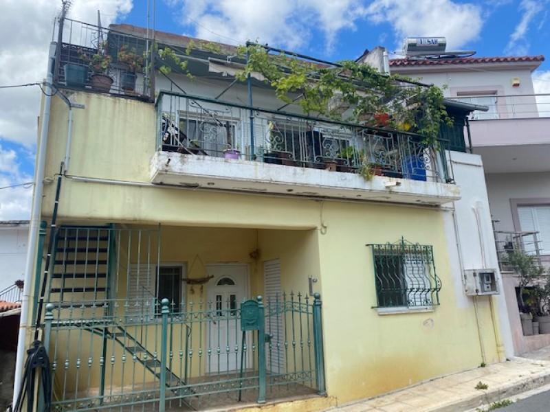 Δυόροφη Μονοκατοικία Στη Χώρα ( Νέστορ )- ΝΕΑ ΜΕΙΩΜΕΝΗ ΤΙΜΗ