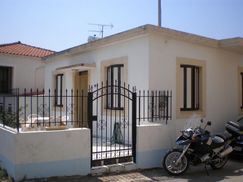 Μονοκατοικία Με Κήπο Στη Χώρα (Νέστορ) (( Νέα μειωμένη Τιμή))