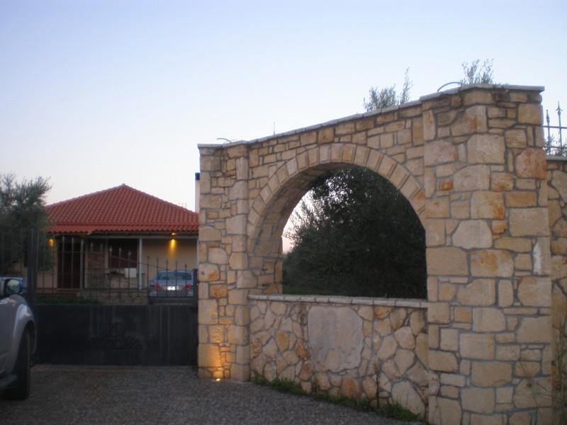 Μονοκατοικία στη Χοχλαστή Γαργάλιανων