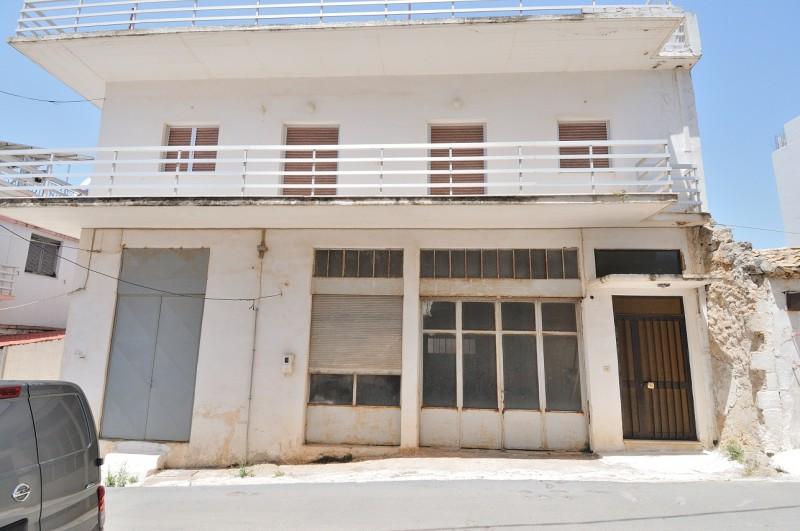 Δυόροφη Μονοκατοικία στο Κέντρο( Νέα Μειωμένη Τιμή )