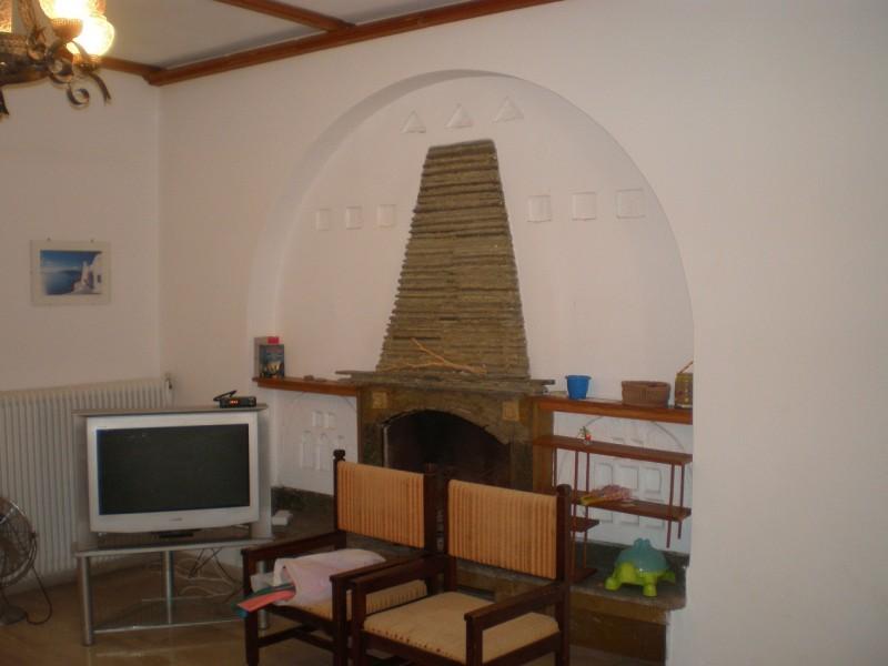 Οικόπεδο με εξοχική κατοικία στον Αγρίλη Φιλιατρών