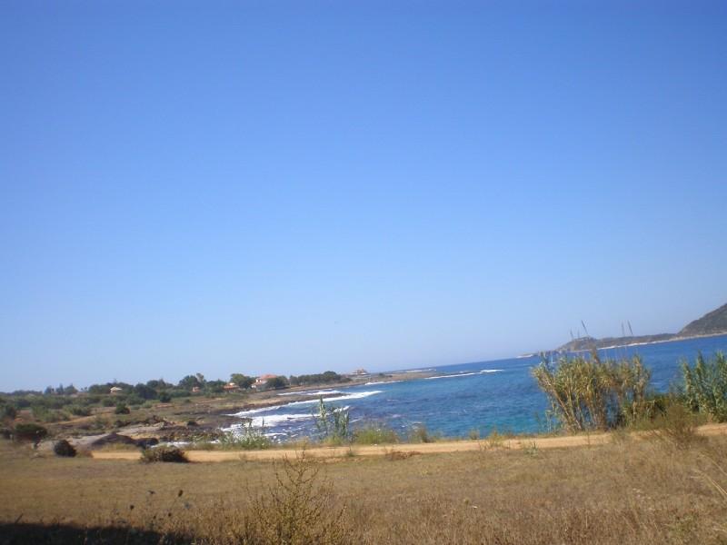 Παραθαλάσσιο οικόπεδο στην περιοχή Γεφυράκι -Γαργαλιάνων