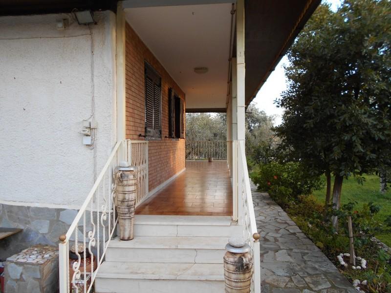 Μονοκατοικία στο Βρωμονέρι Γαργαλιάνων