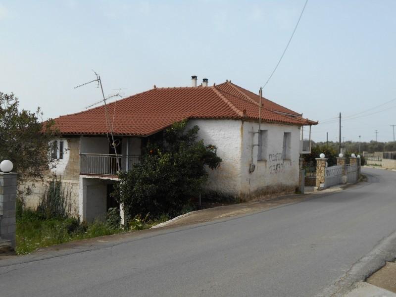 Μονοκατοικία στη Φλόκα Γαργαλιάνων