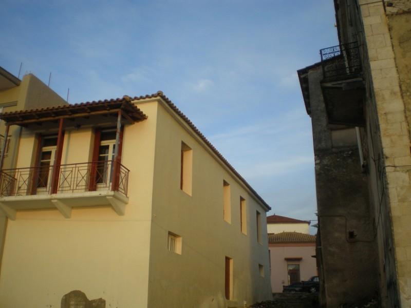 Μονοκατοικία Με θέα Στους Γαργαλιάνους