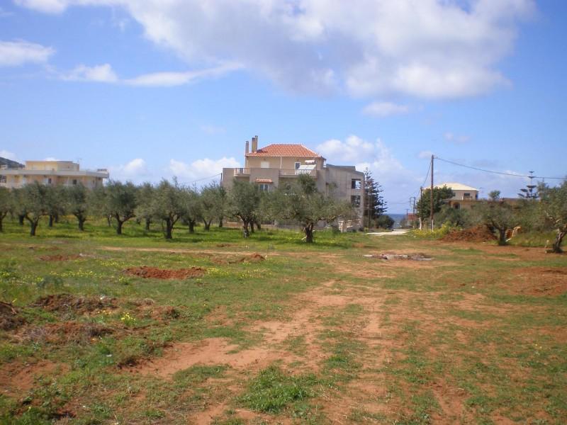 Δύο συνεχόμενα οικόπεδα 610μ² & 544μ² στην Μαραθόπολη